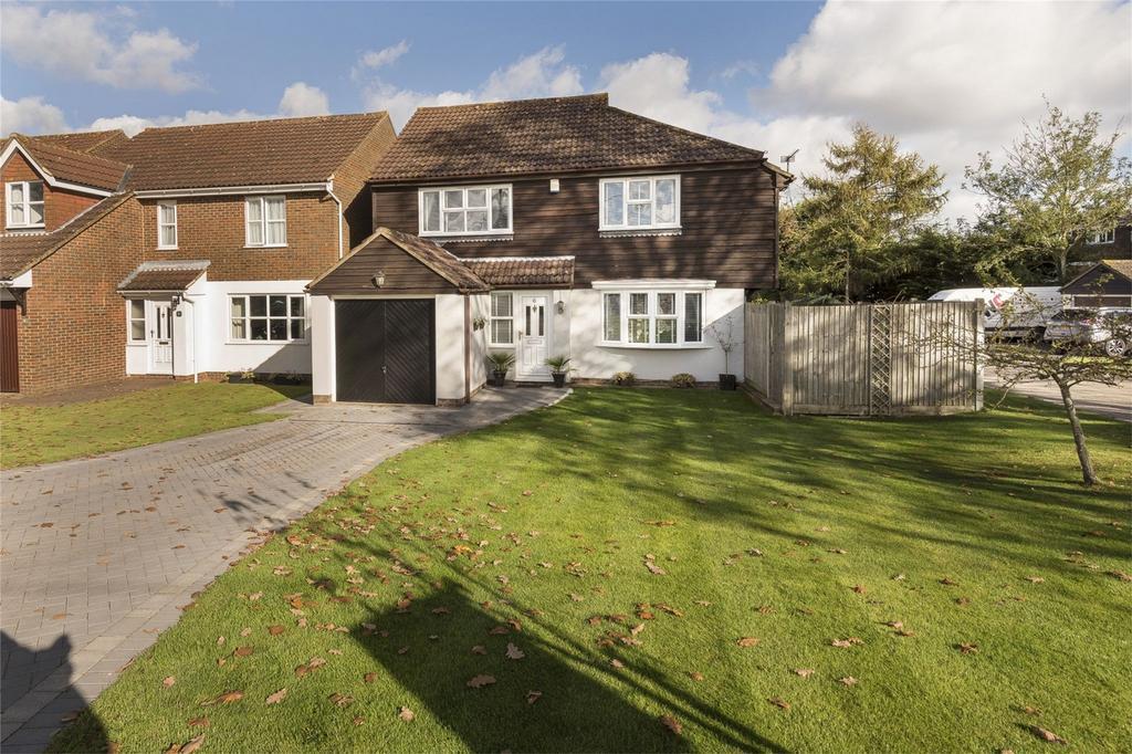 4 Bedrooms Detached House for sale in Harrow Road, Hempstead, Kent