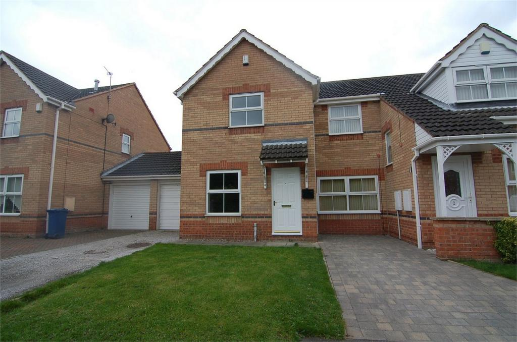 2 Bedrooms Semi Detached House for sale in Fairfield Court, Low Valley