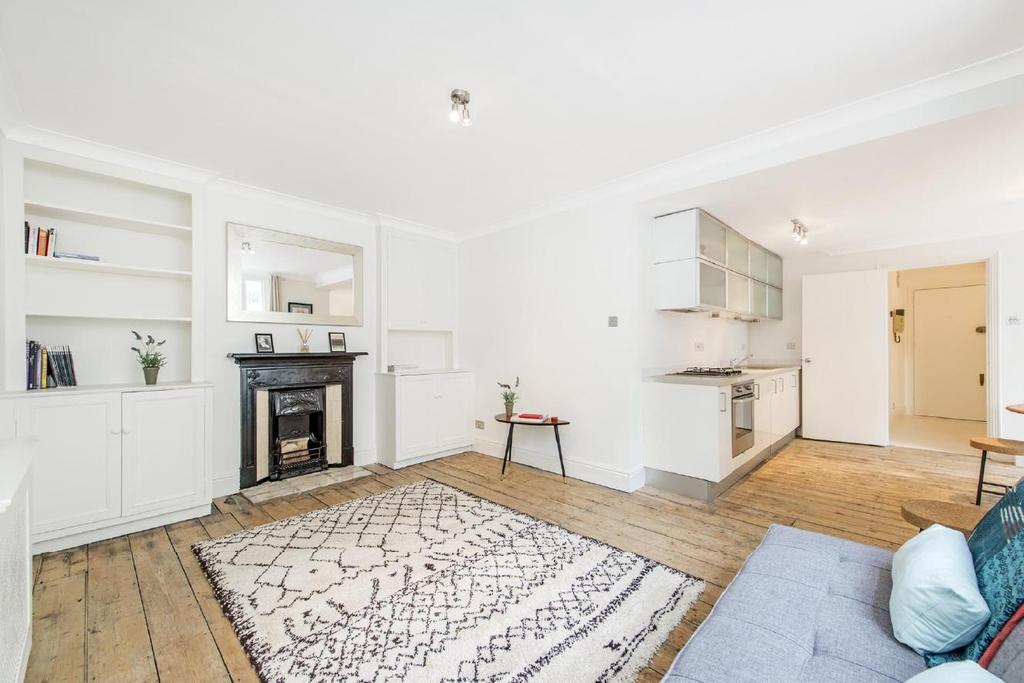 1 Bedroom Flat for sale in St. Stephens Gardens, Bayswater