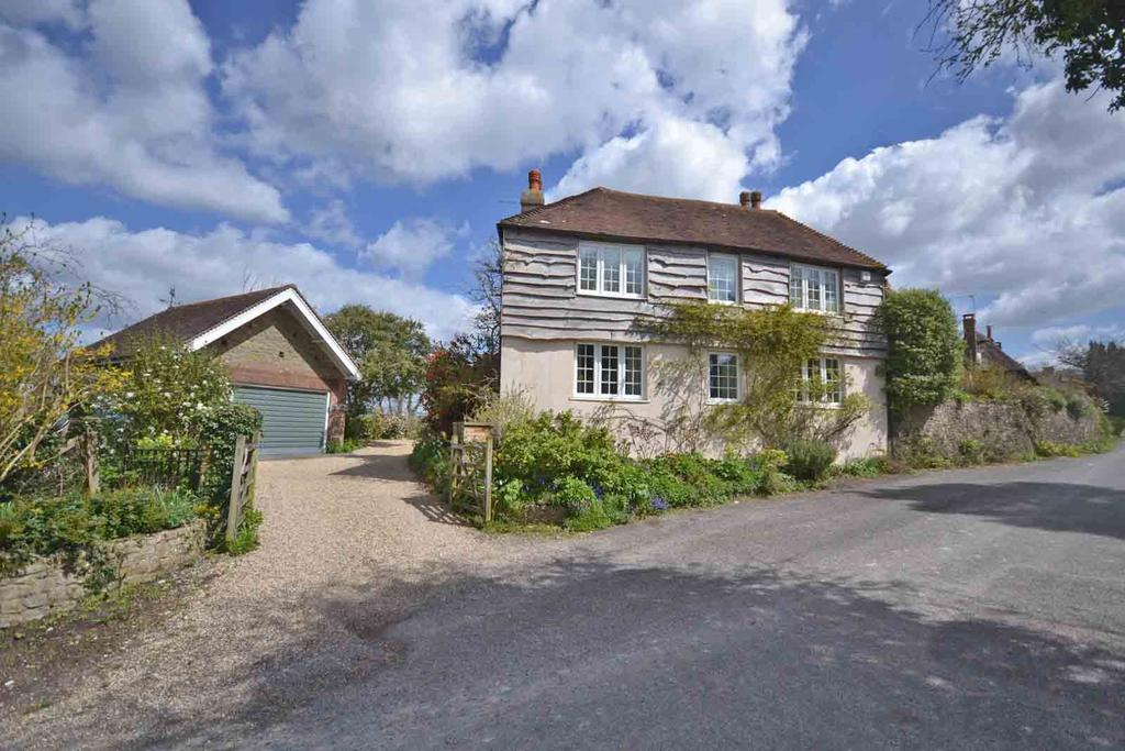 4 Bedrooms Detached House for sale in Hog Lane, Amberley, West Sussex, BN18