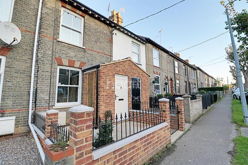 2 Bedrooms Terraced House for sale in Sycamore Avenue, Lowestoft