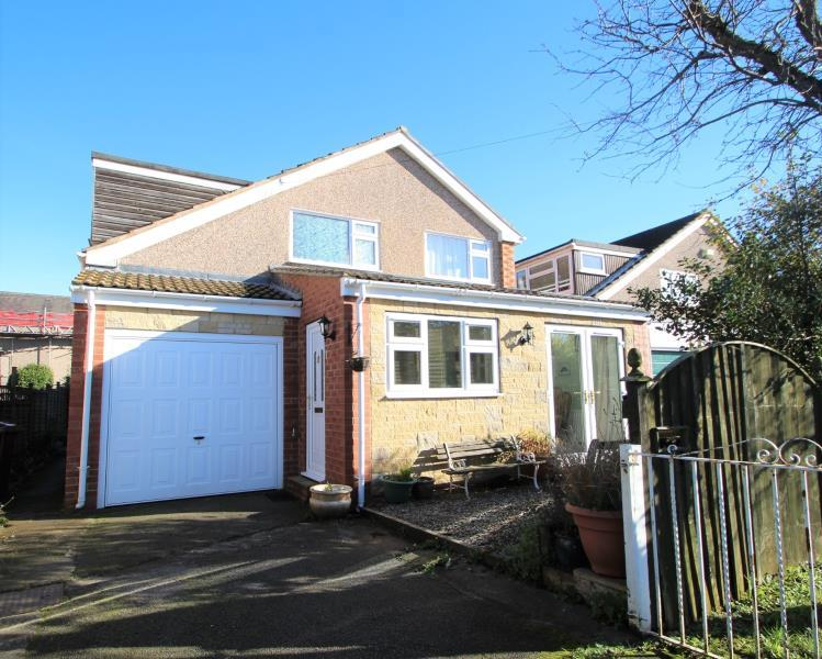 5 Bedrooms Detached House for sale in DEARNE CROFT, WETHERBY, LS22 7UP
