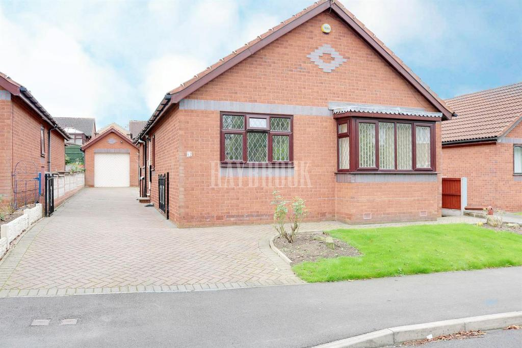 3 Bedrooms Bungalow for sale in Allen Road, Beighton