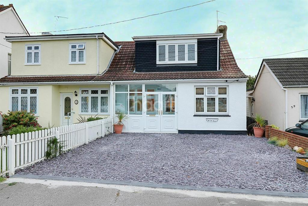 4 Bedrooms Semi Detached House for sale in Brooklyn Drive, Rayleigh