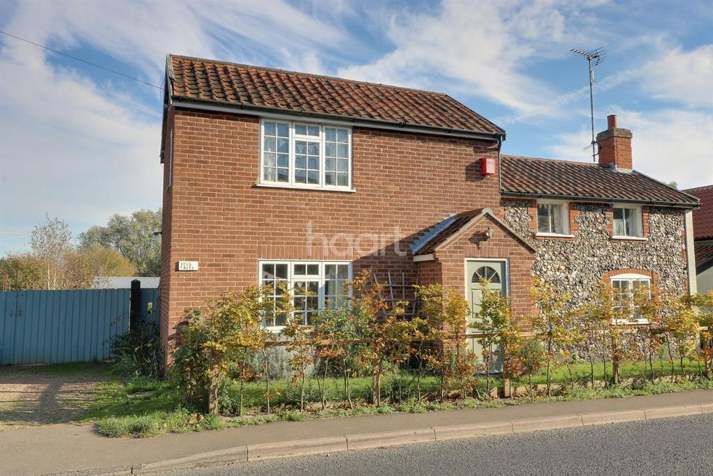 3 Bedrooms Detached House for sale in The Street, Hacheston