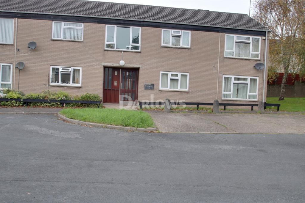 1 Bedroom Flat for sale in Mullins Avenue, Rumney, Cardiff