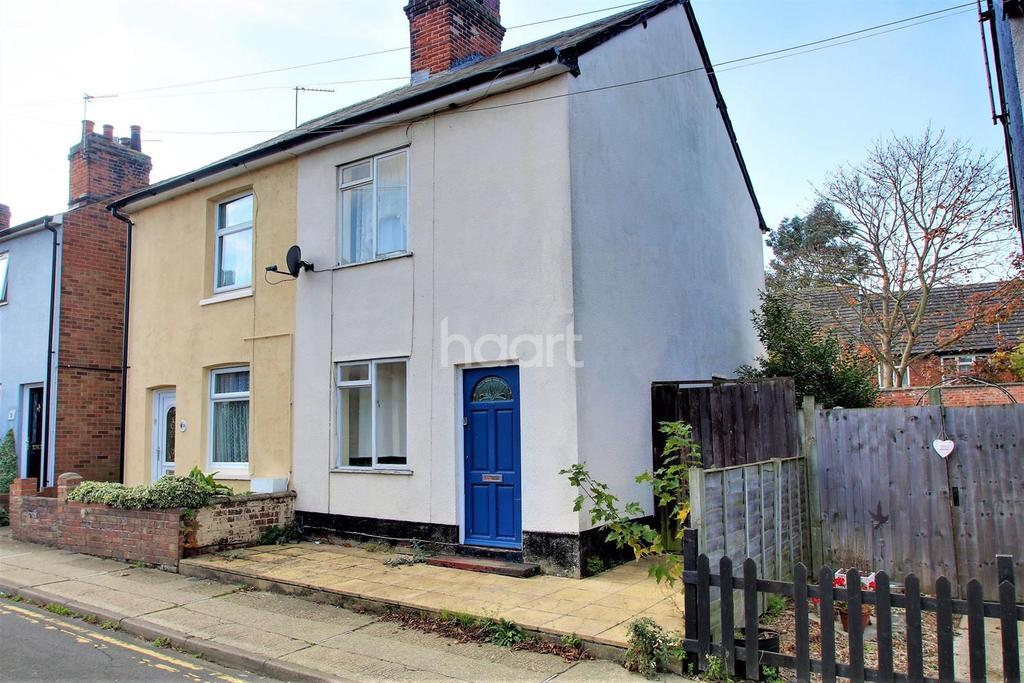 2 Bedrooms Semi Detached House for sale in Golden Noble Hill