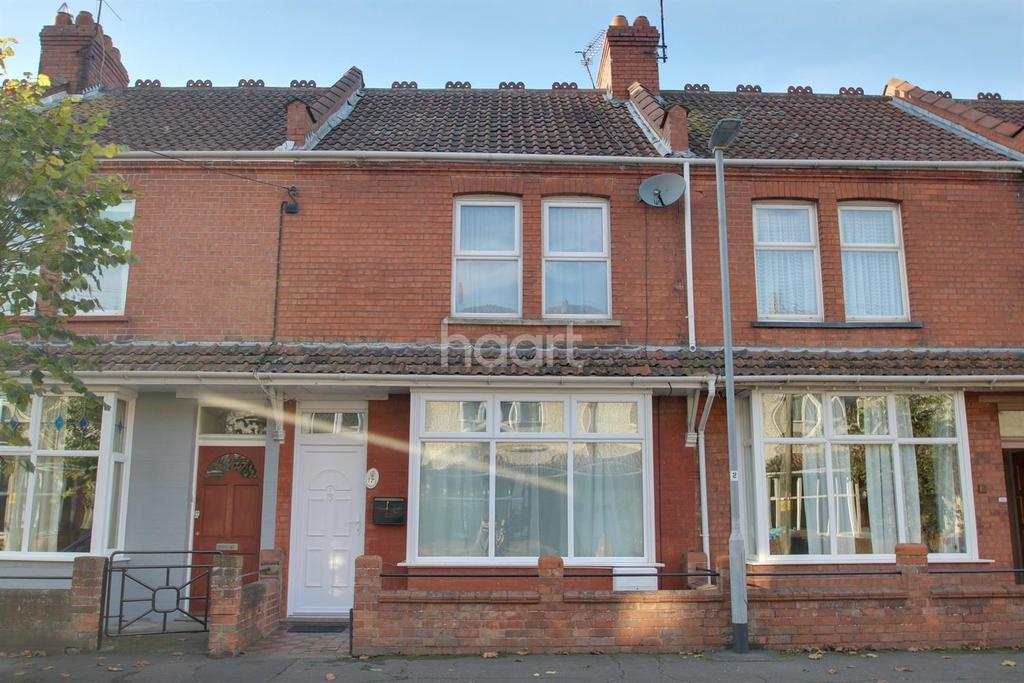 4 Bedrooms Terraced House for sale in Loxleigh Avenue, Bridgwater