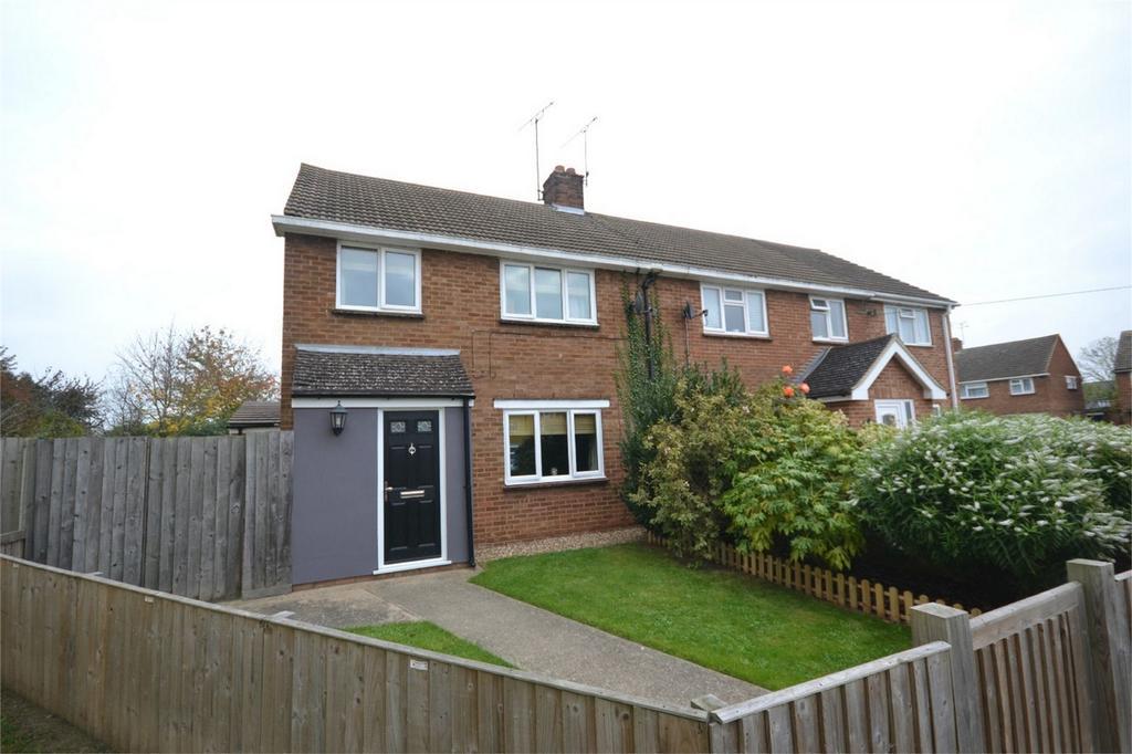 3 Bedrooms Semi Detached House for sale in Wood Road, Heybridge, Maldon, Essex