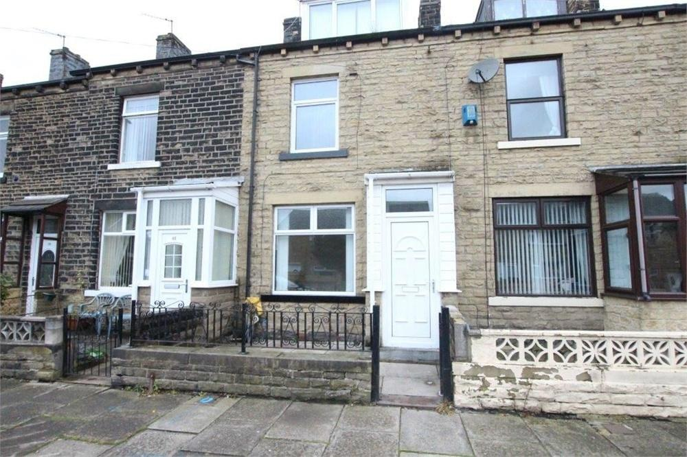 3 Bedrooms Terraced House for sale in Sandygate Terrace, BRADFORD, West Yorkshire