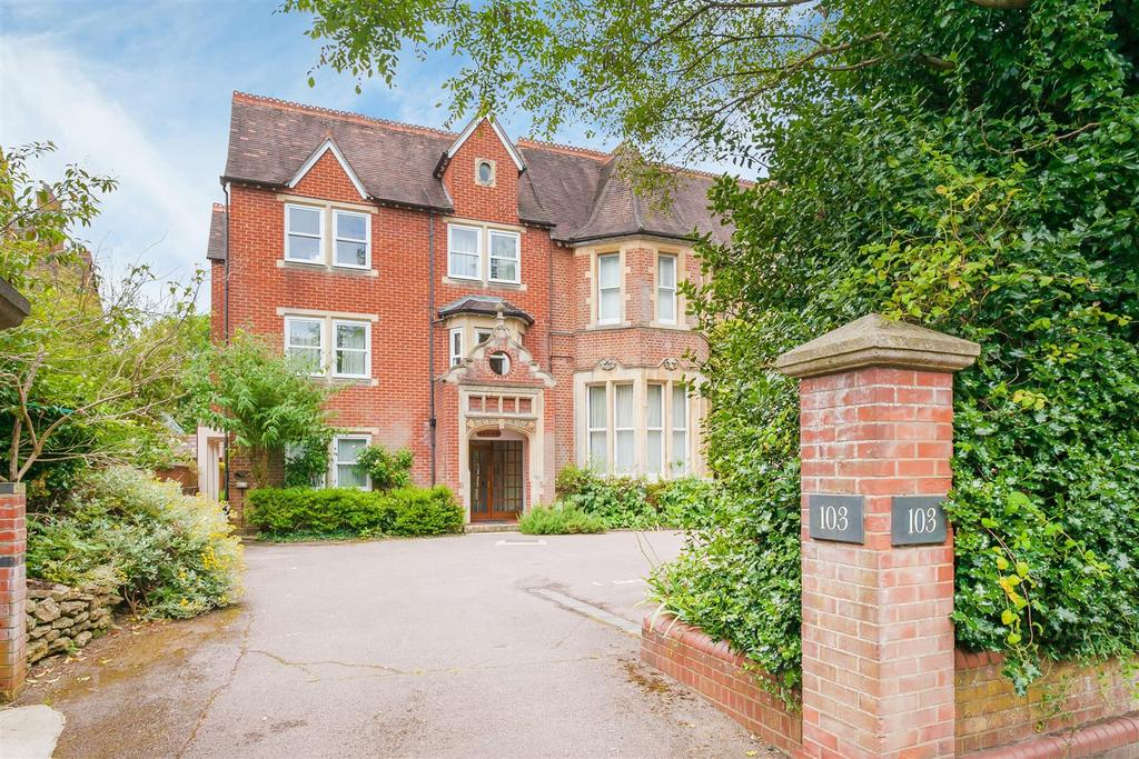 2 Bedrooms Apartment Flat for sale in Banbury Road, Central North Oxford