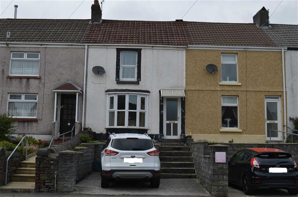 3 Bedrooms Terraced House for sale in Penfilia Road, Swansea, SA5
