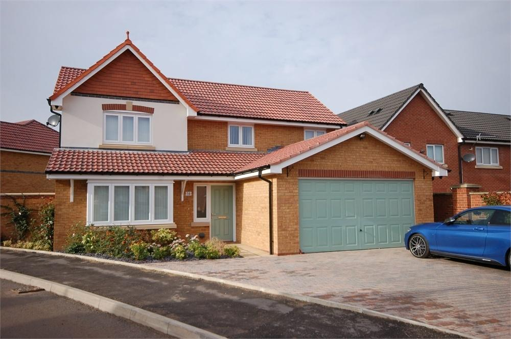 4 Bedrooms Detached House for sale in Tatton Way, Eccleston Grange, St Helens, Merseyside