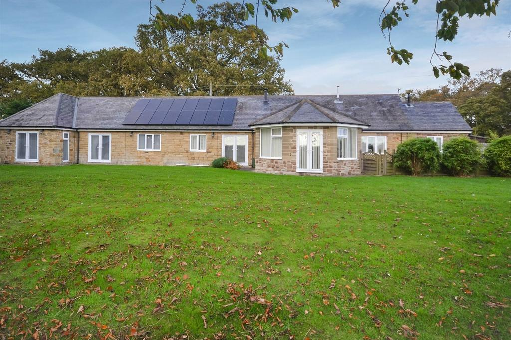 4 Bedrooms Detached Bungalow for sale in Badgersburn Cottage, Longhirst, MORPETH, Northumberland