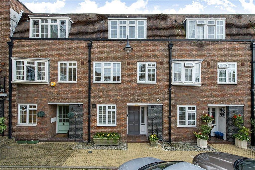 5 Bedrooms Mews House for sale in Browning Close, Little Venice