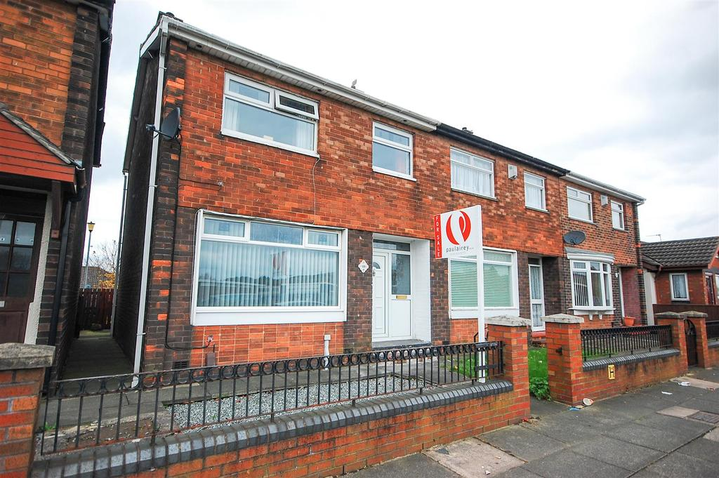 3 Bedrooms Terraced House for sale in Town End Farm Sunderland