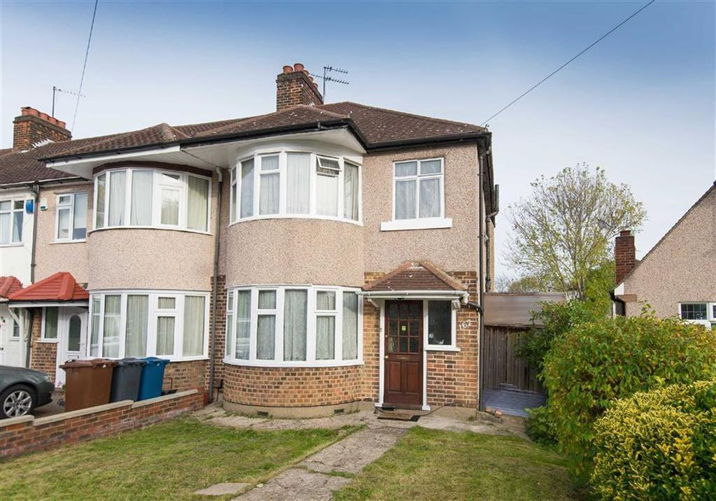 3 Bedrooms Semi Detached House for sale in Cannon Lane, Pinner, Middlesex