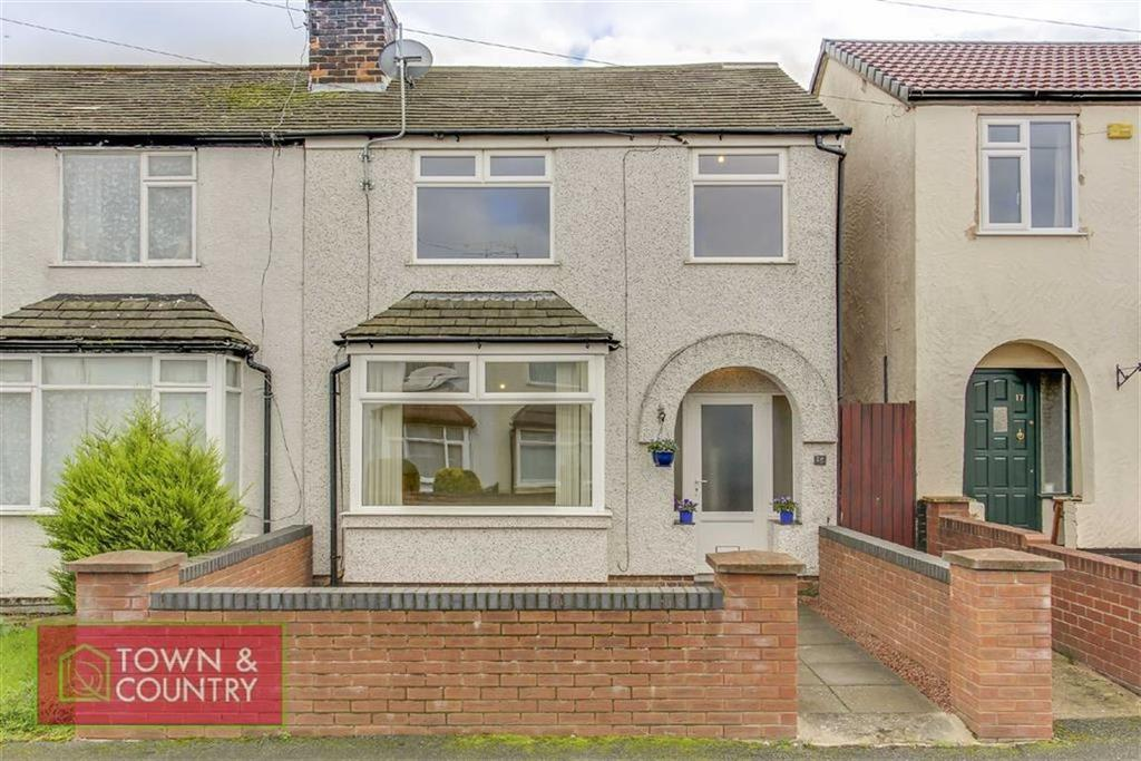 3 Bedrooms Semi Detached House for sale in Richmond Road, Connah's Quay, Deeside, Flintshire