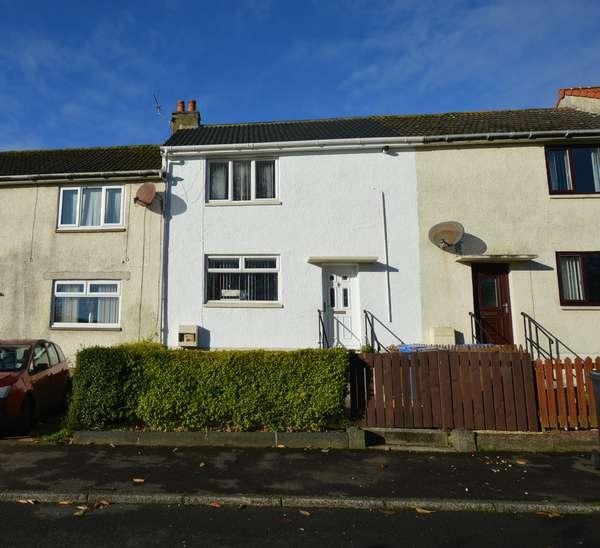 2 Bedrooms Terraced House for sale in 88 Dalry Road, Saltcoats, KA21 6DX