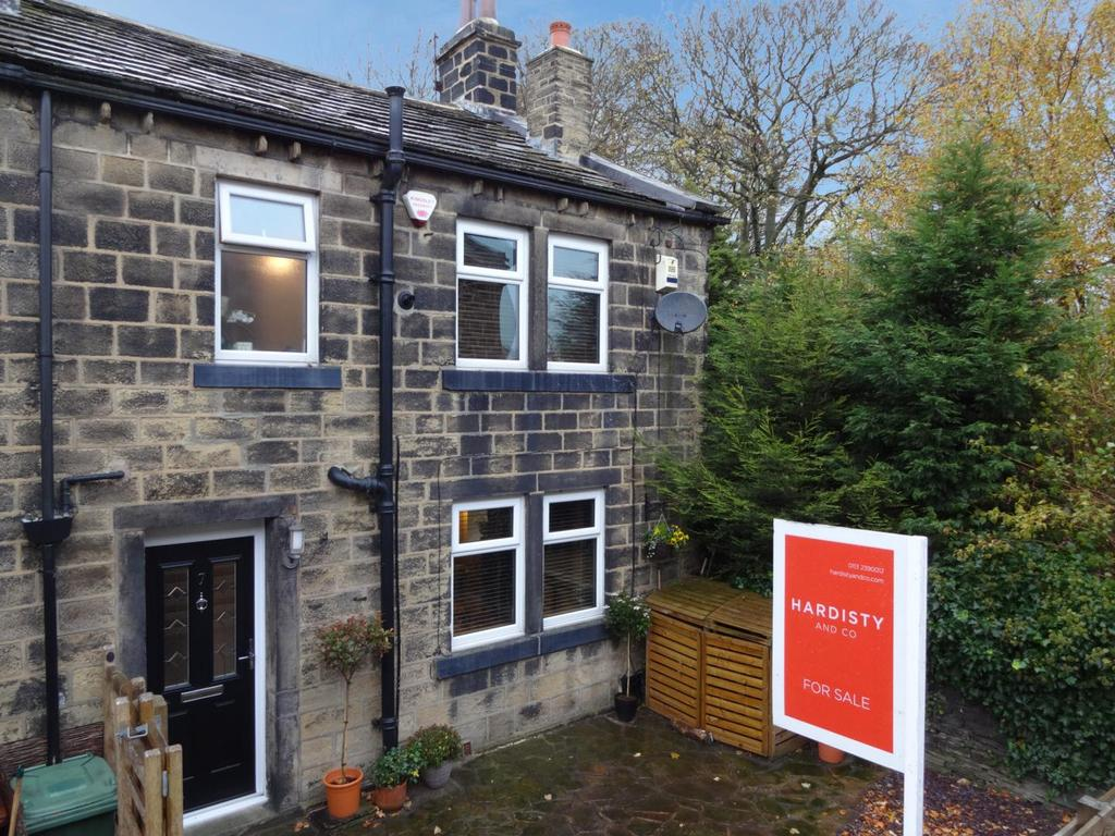 3 Bedrooms End Of Terrace House for sale in Lydgate Street, Calverley