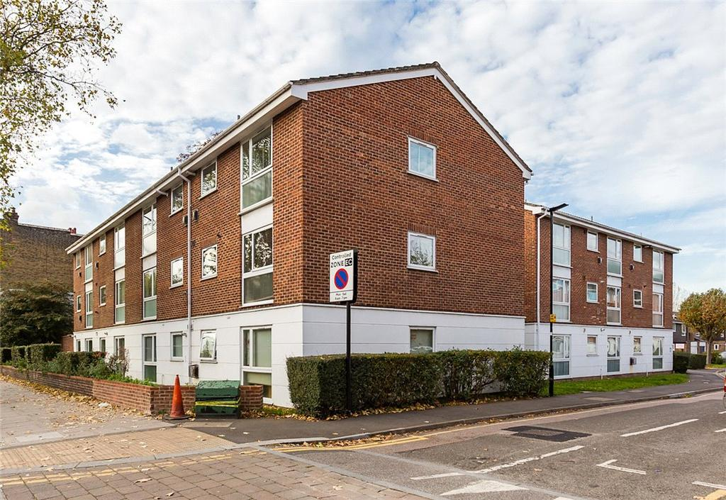 2 Bedrooms Flat for sale in Ravensmede Way, Chiswick, London, W4