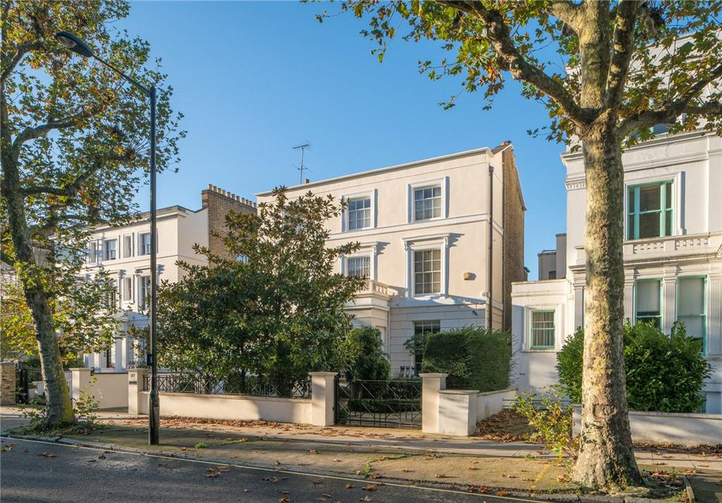 6 Bedrooms Detached House for sale in Hamilton Terrace, London, NW8