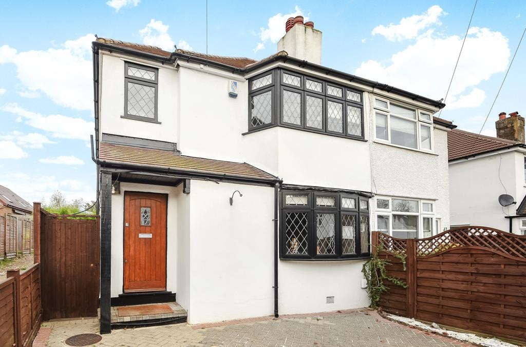 4 Bedrooms Semi Detached House for sale in Hilda Vale Road Orpington BR6