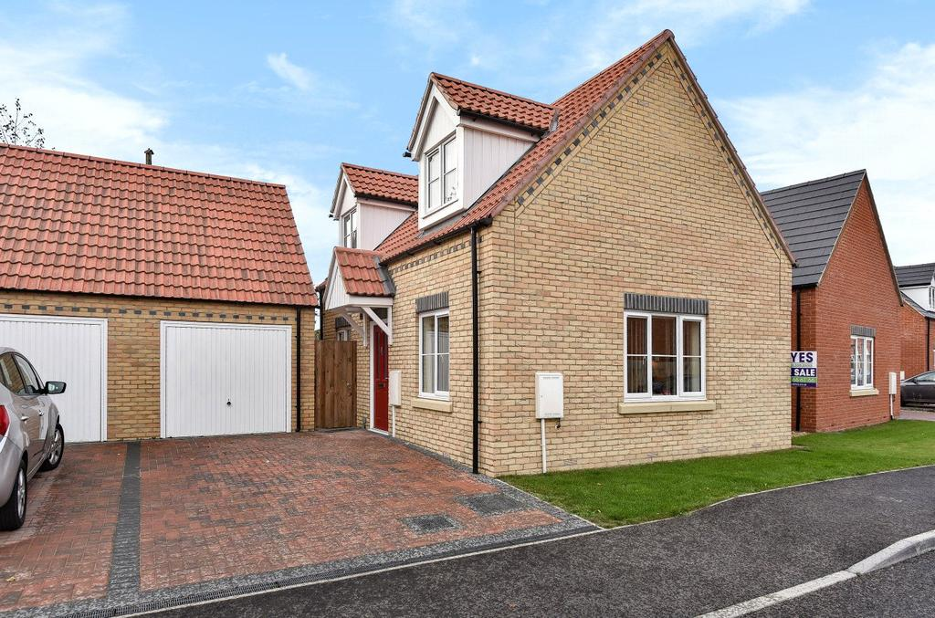 2 Bedrooms Detached House for sale in Belle Vue Close, Holbeach, PE12