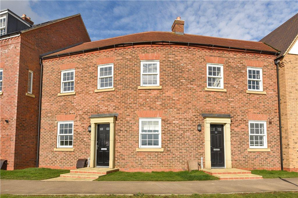 2 Bedrooms Apartment Flat for sale in Wilkinson Road, Kempston, Bedford, Bedfordshire