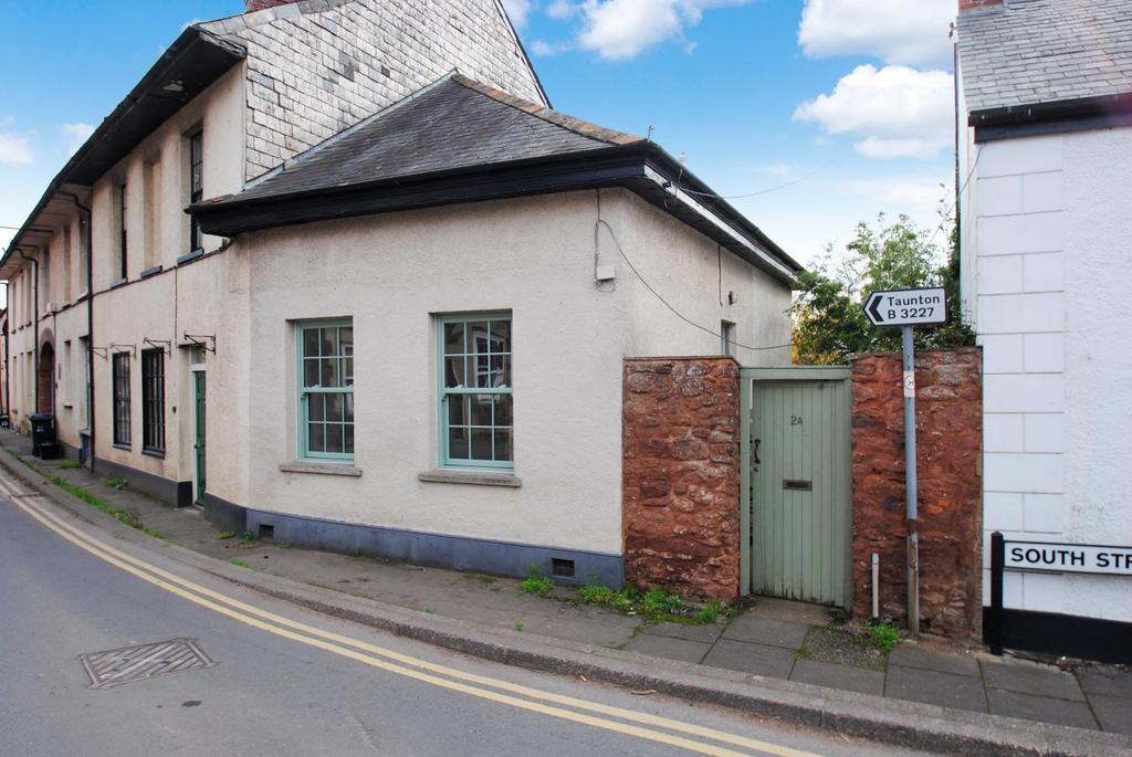 2 Bedrooms Terraced House for sale in Church Street, Wiveliscombe