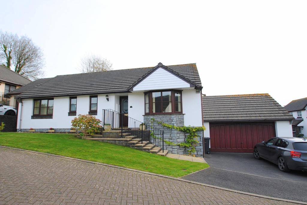 3 Bedrooms Detached Bungalow for sale in Spurway Gardens, Combe Martin