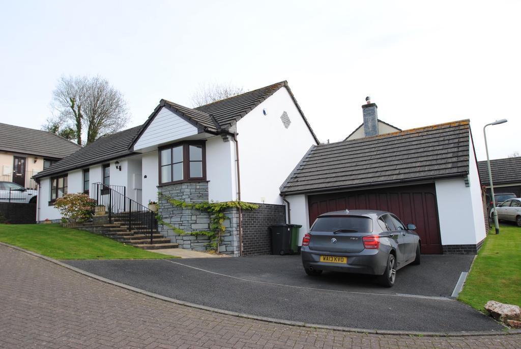 3 Bedrooms Detached Bungalow for sale in Spurway Gardens, Combe Martin