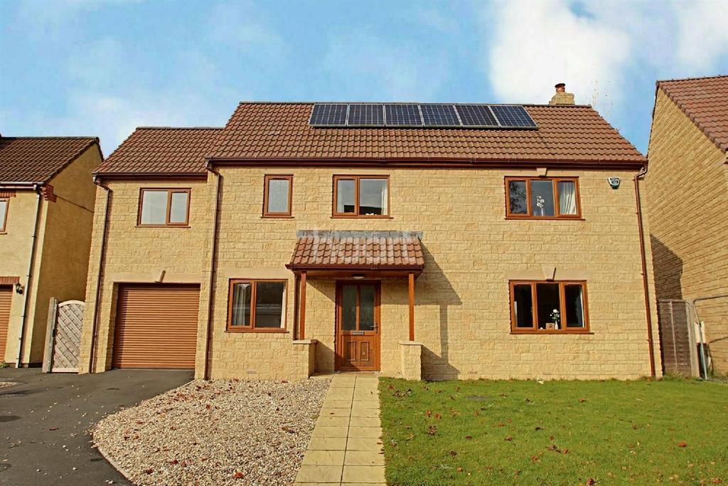 4 Bedrooms Detached House for sale in Green Lane, Ilminster