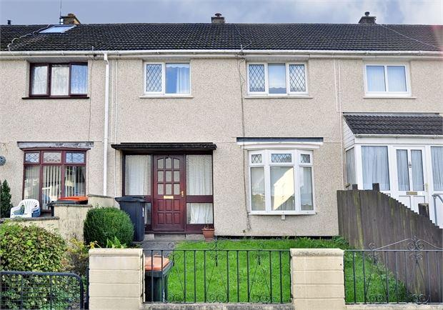 3 Bedrooms Terraced House for sale in Medway Road, Bettws, Newport, Gwent. NP20 7XA