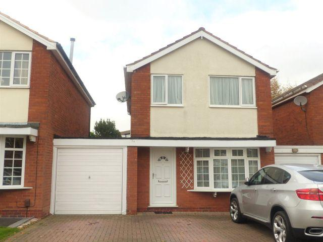 3 Bedrooms Link Detached House for sale in Loxley Road,Four Oaks,Sutton Coldfield