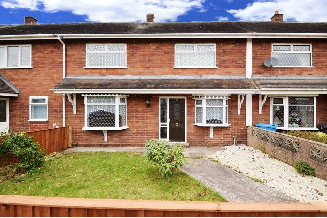 3 Bedrooms Terraced House for sale in Paddock Lane,Great Wyrley,Staffordshire