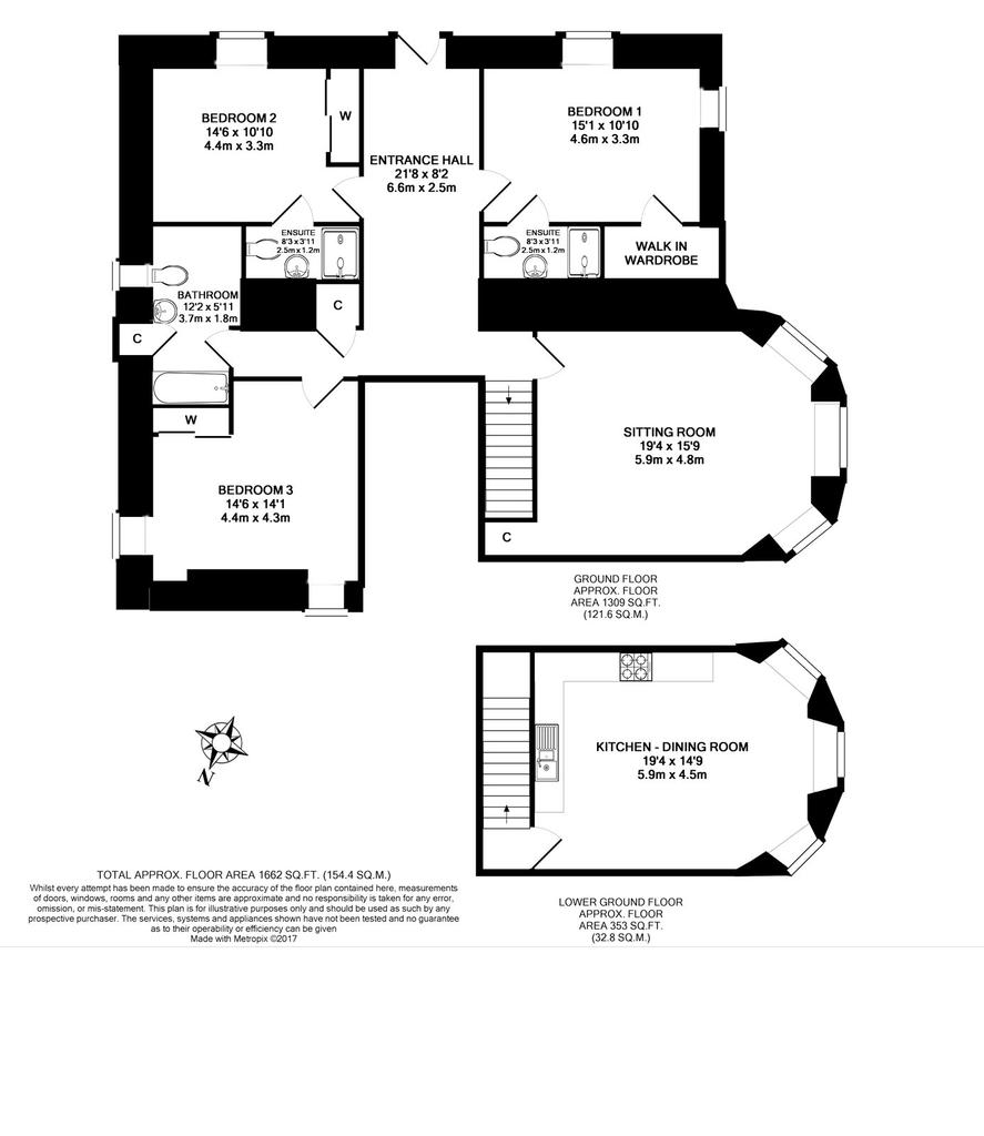 Floorplan: Mc Vicars Lane