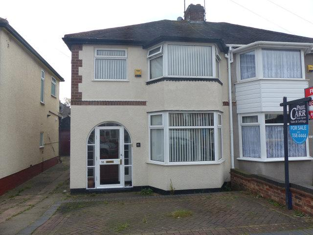 3 Bedrooms Semi Detached House for sale in Howard Road,Great Barr,Birmingham