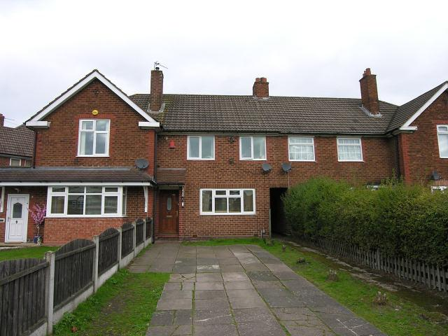 2 Bedrooms Terraced House for sale in Cooksey Lane,Kingstanding,Birmingham
