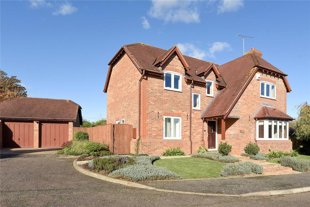 5 Bedrooms Detached House for sale in Mount Pleasant, Stoke Hammond, Buckinghamshire, MK17