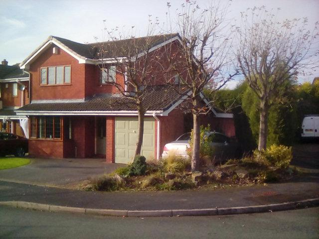 4 Bedrooms Detached House for sale in Gwendoline Way,Walsall Wood,West Midlands
