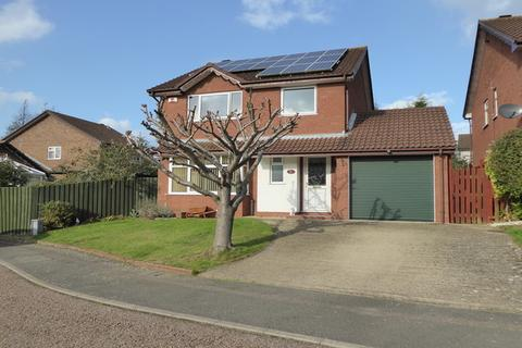 3 bedroom detached house for sale - Fennel Court, East Hunsbury, Northampton, NN4