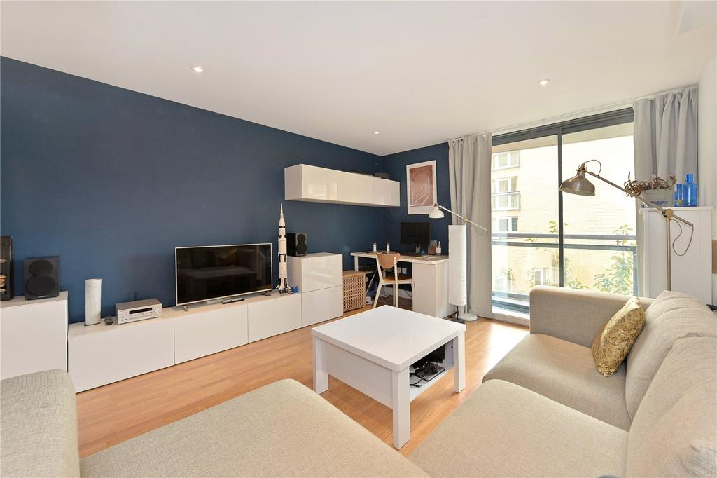 1 Bedroom Flat for sale in Galaxy Building, 5 Crews Street, London