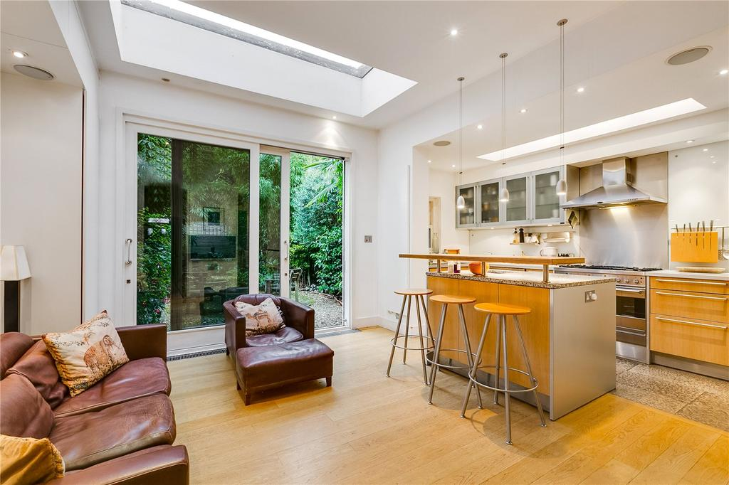 4 Bedrooms House for sale in Hurlingham Road, Parsons Green