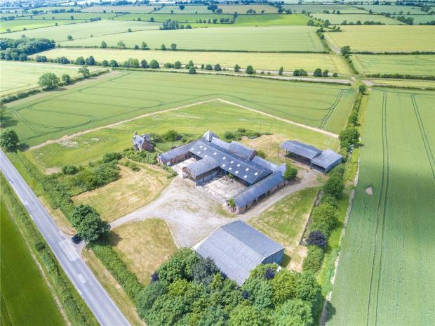 Land Commercial for sale in Kettering Road, Walgrave, Northampton, Northamptonshire