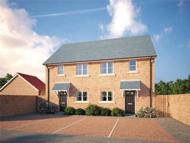 3 Bedrooms Semi Detached House for sale in SAPPHIRE GARDENS, Worlington Road, Mildenhall, Bury St Edmunds