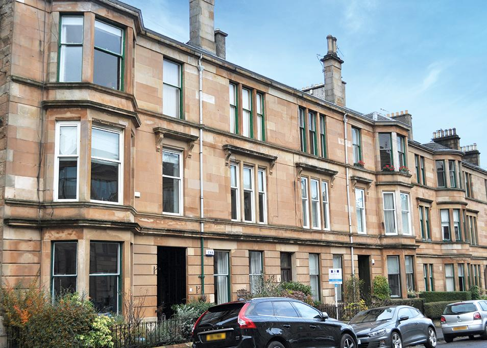 4 Bedrooms Flat for sale in 1/2, 8 Glencairn Drive, Pollokshields, G41 4QN