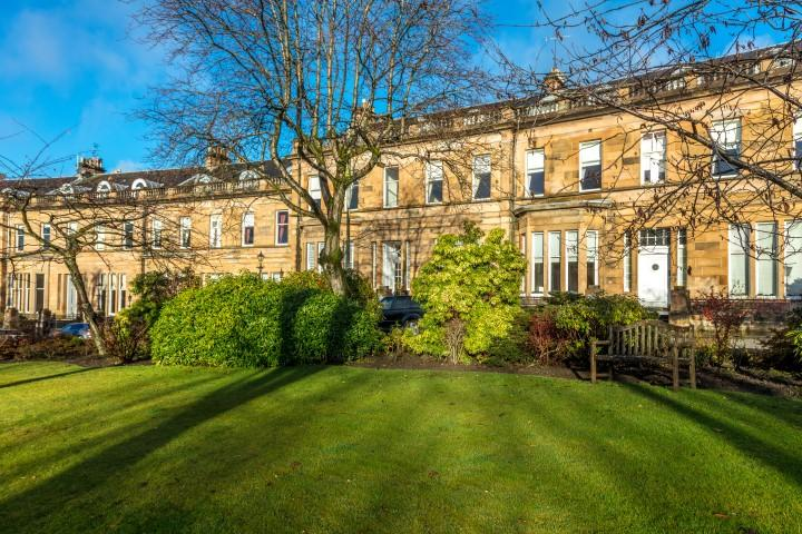10 Bedrooms Town House for sale in 12 Cleveden Crescent, Kelvinside, G12 0PB