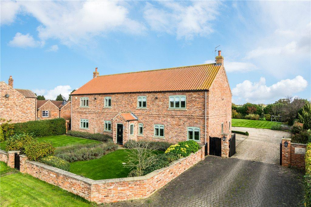 5 Bedrooms Detached House for sale in The Old Orchard, Hopperton, Knaresborough, North Yorkshire