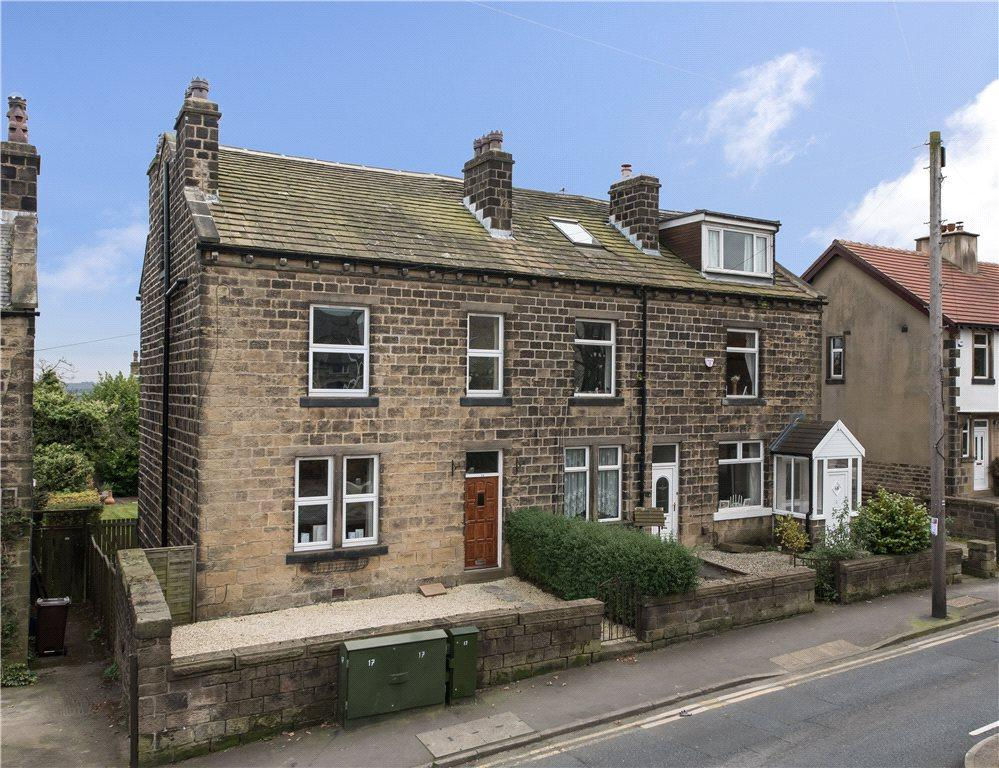 3 Bedrooms Unique Property for sale in Otley Road, Eldwick, Bingley, West Yorkshire